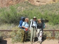 Peralta master map & largest saguaro